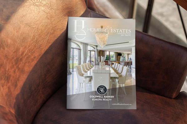 Le magazine Homes & Estates 2021 est disponible