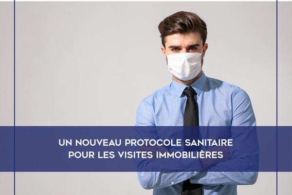 Nouveau protocole sanitaire pour les visites