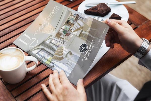 Vidéo de présentation du dernier magazine Homes & Estates